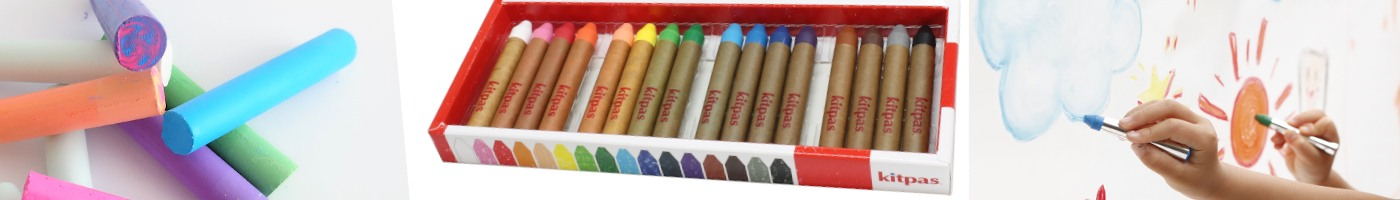 Kitpas Crayons & Chalk