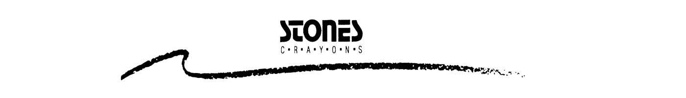 Stones Crayons
