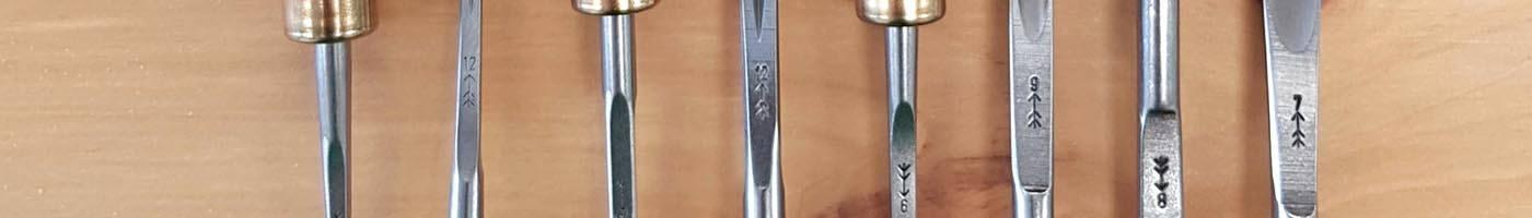 Lino, Woodcut & Engraving Tools