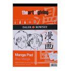 Manga Pad A4