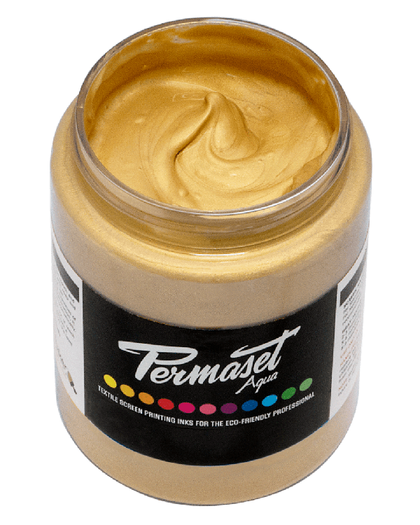 Permaset Screen Ink Standard Metallic