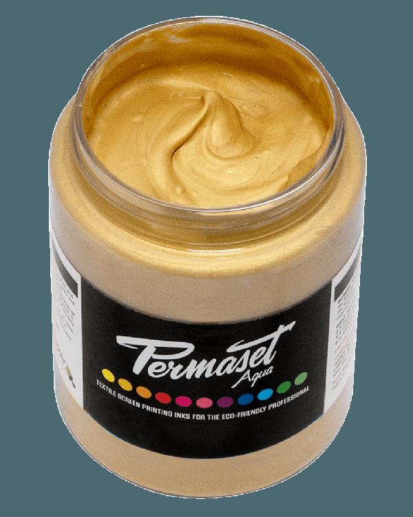 Permaset Screen Ink Standard Metallic