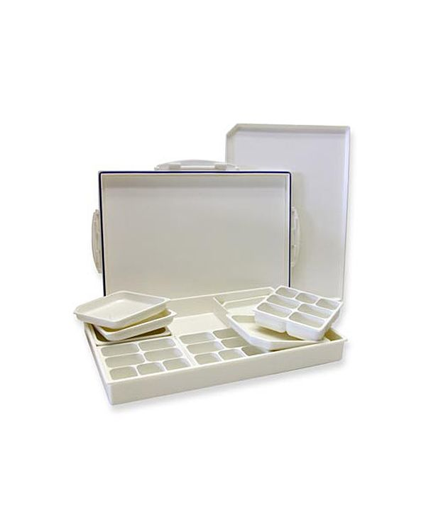Perspex Palette Easy Peel-Off Palette Box