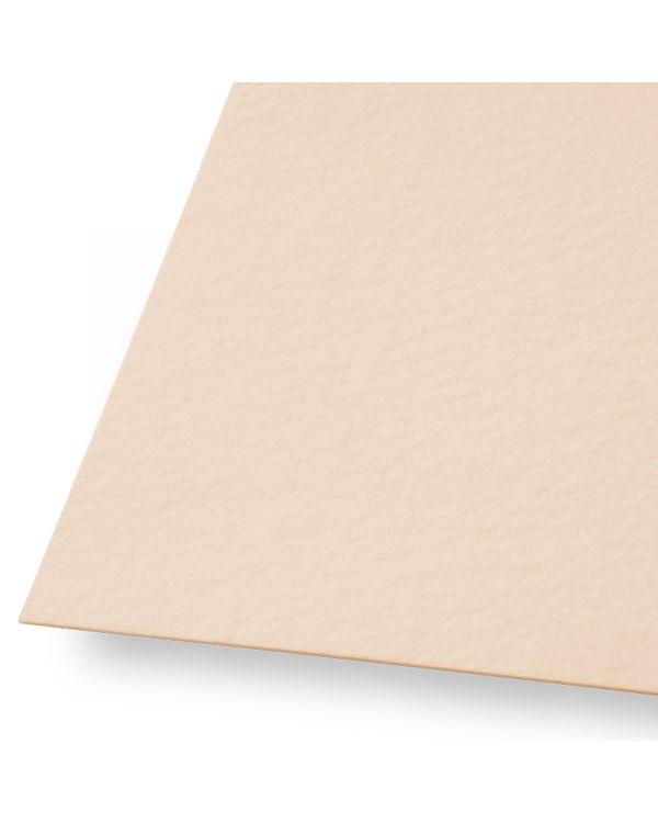 *Cream - 76 x 56cm - 300gsm - NOT - Bockingford Tinted Paper