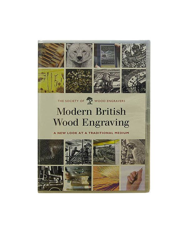 Modern British Wood Engraving DVD