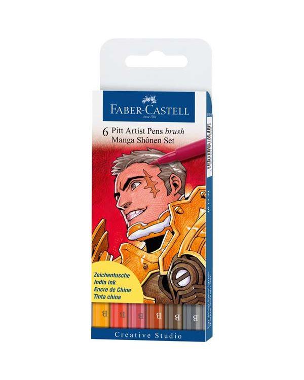 Faber Castell Manga Sets