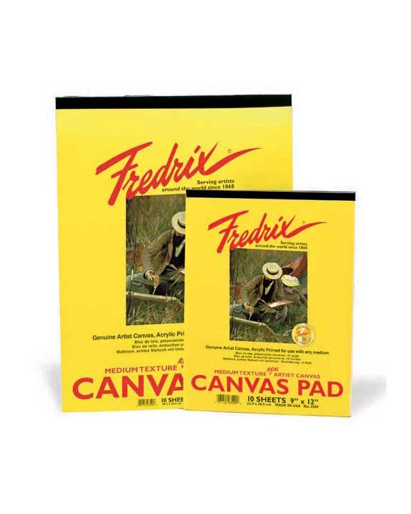 Canvas Pad - Fredrix