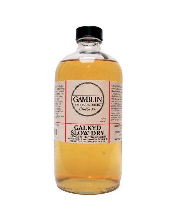 Galkyd Slow Dry - Gamblin