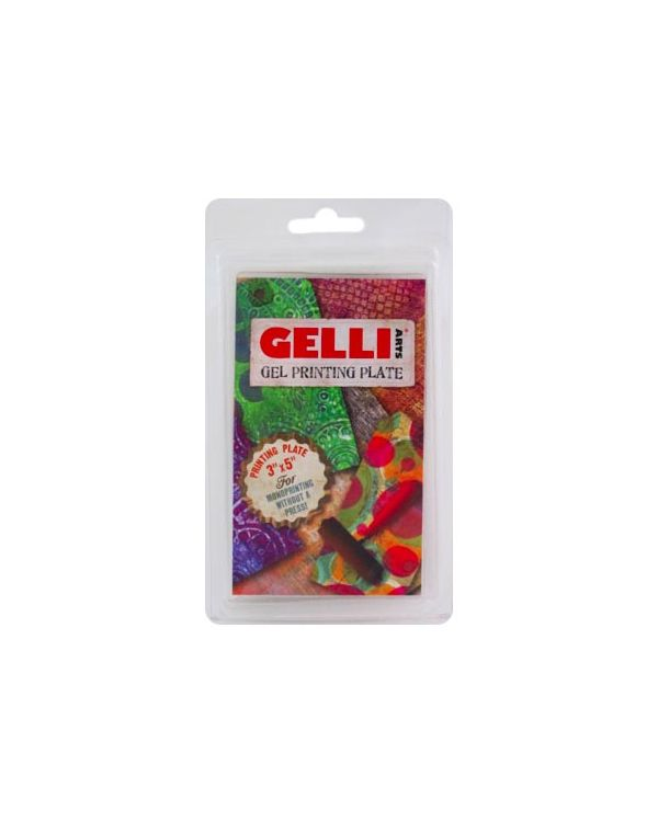 "3 x 5"" - Gelli Printing Plate"