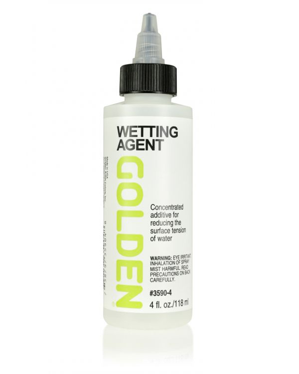 Golden Wetting Agent (formerly Acrylic Flow Release)