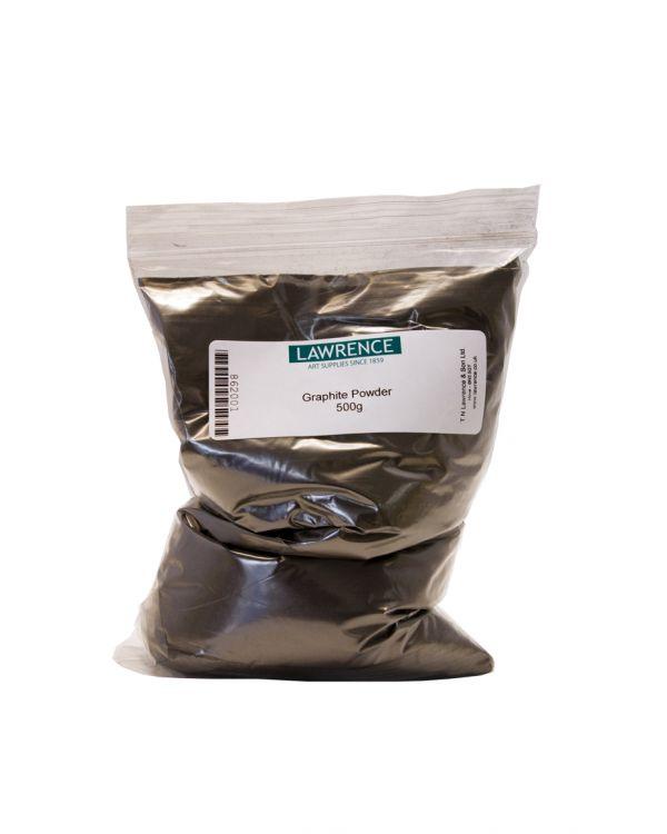 Graphite Powder per 500g - Lawrence