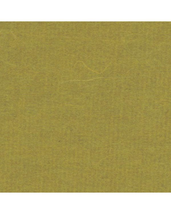 *Dark Olive - Plain Coloured Japanese Paper