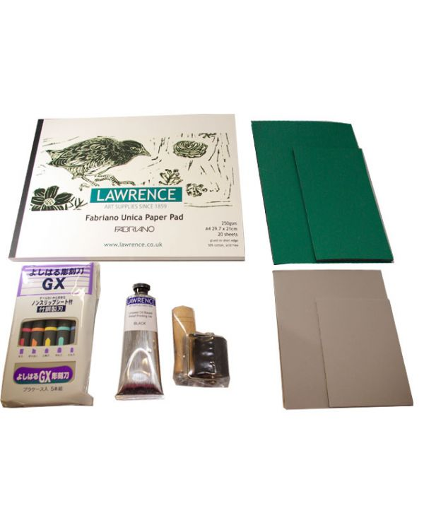 Lawrence Relief Printing Starter Set