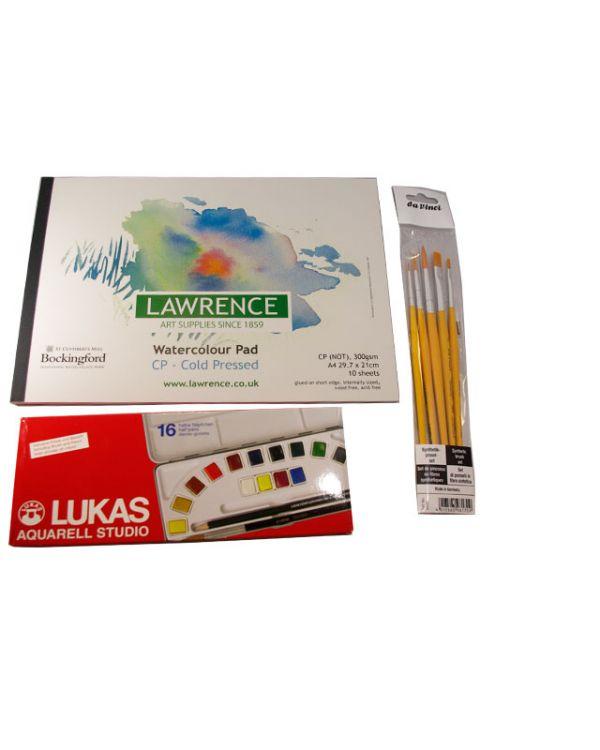 Lawrence Watercolour Starter Set