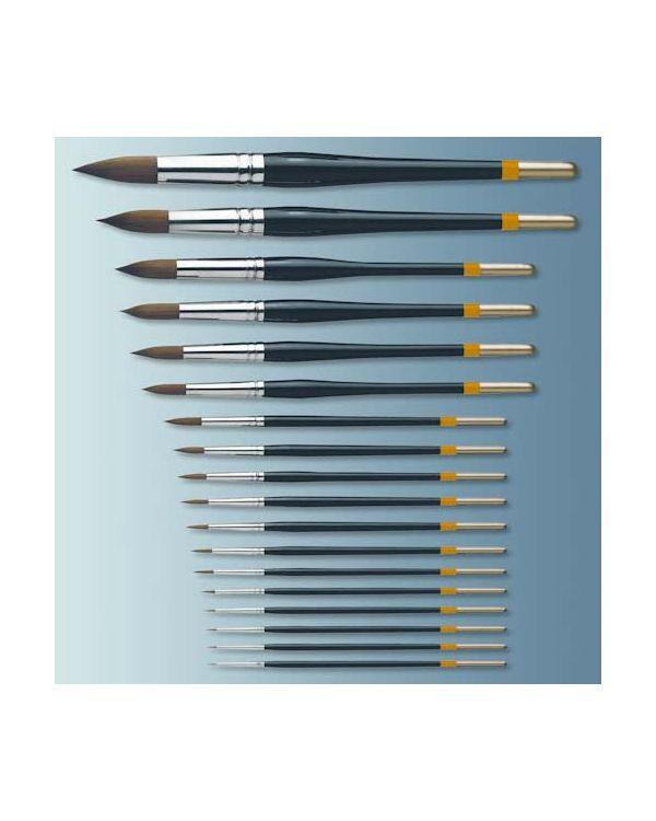 3 -  Round - Lawrence Value Prolene Brush
