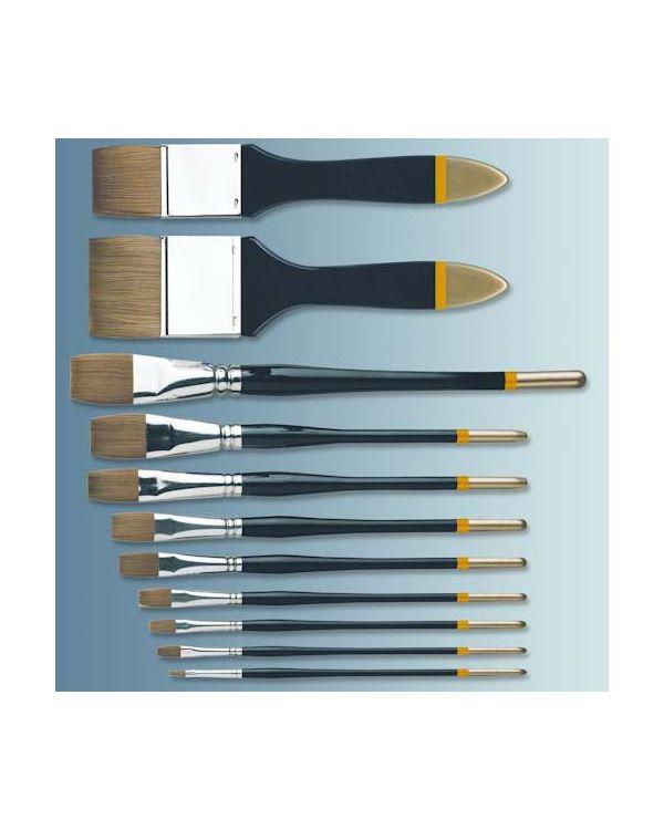 "1/8"" -  Flat - Lawrence Value Prolene Brush"