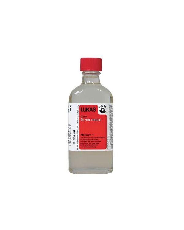 Underpainting Medium No.1 125ml Bottle - Lukas