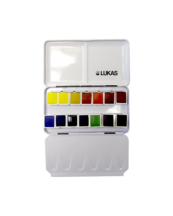 Student Pocket Set 14 - Lukas Watercolour Set