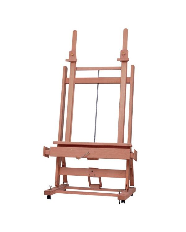 * Mabef M02 Giant Motorised Easel Version 1