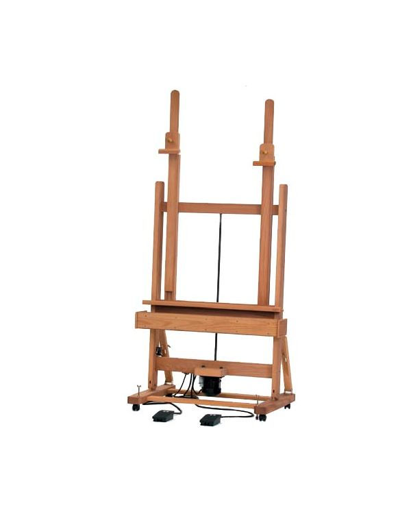 * Mabef M02 Giant Motorised Easel Version 2
