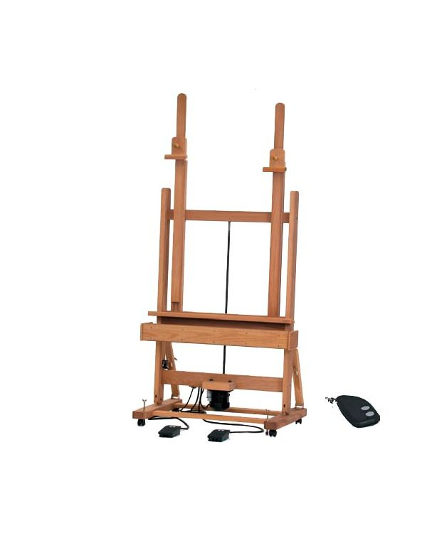 * Mabef M02 Giant Motorised Easel Version 3