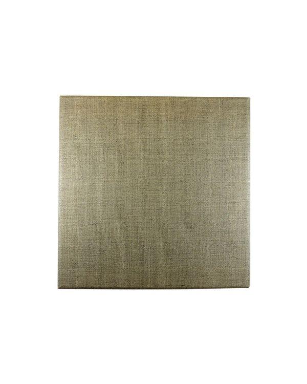 30 x 30cm - Natural Linen Canvas