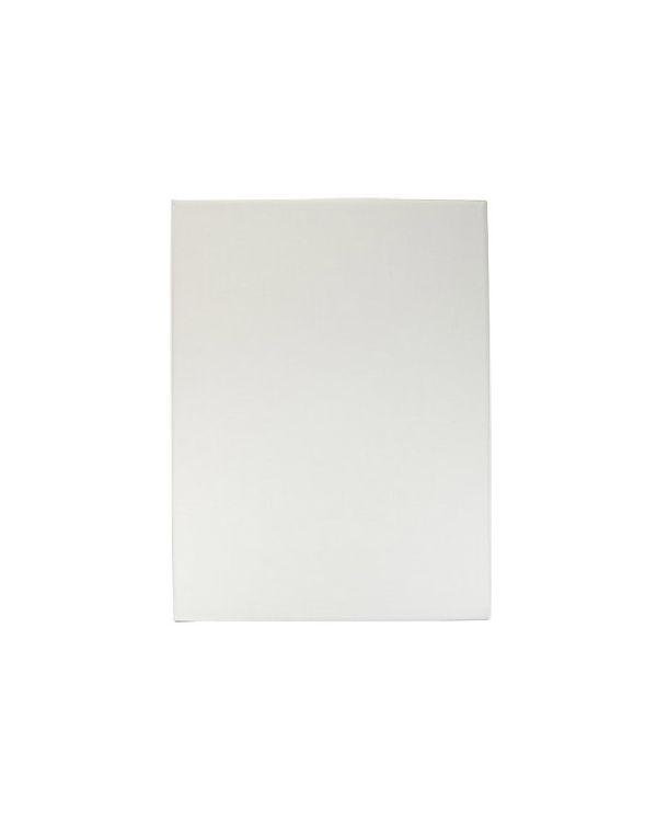 80 x 80cm - Museo Portrait Linen Canvas