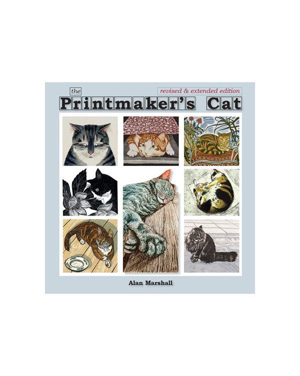 Printmaker's Cat (SB)