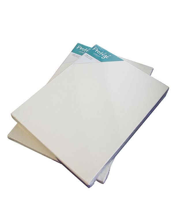 30 x 40cm - Pack of 8 - 1.8cm Deep - 380gsm Lawrence Protege Canvas