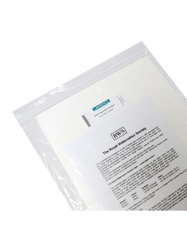 NOT - 300gsm - RWS Pack of 10 Quarter Sheets