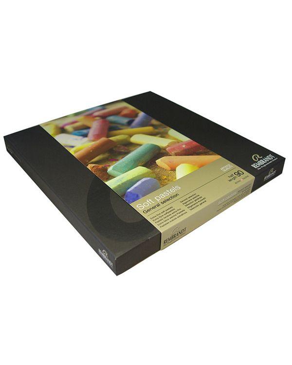 60 1/2 Pastels - Rembrandt Pastel Set