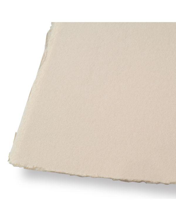 Antique White - 76 x 56cm - Somerset Printmaking Paper - Velvet