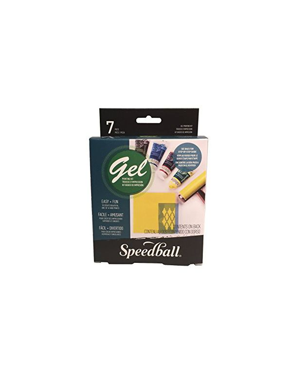 Monoprinting Starter Kit - Speedball