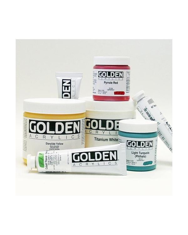 Golden Heavy Bodied Acrylics