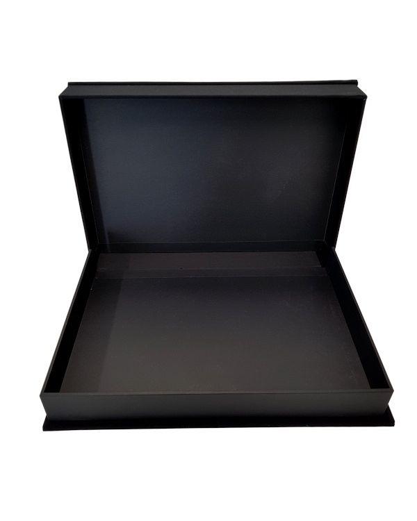 A4 Lawrence Deep Archival Box Black