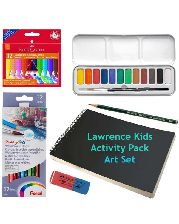 Lawrence Kids Activity Pack - Art Set
