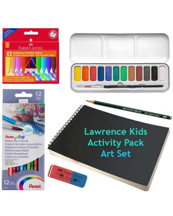 Lawrence Kids Activity Pack - Art Set