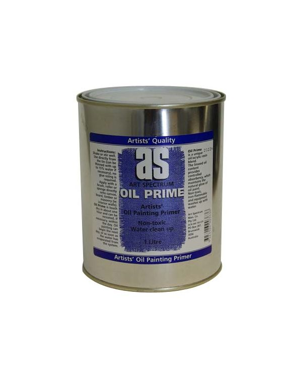Oil Primer - 1 Ltr - Art Spectrum