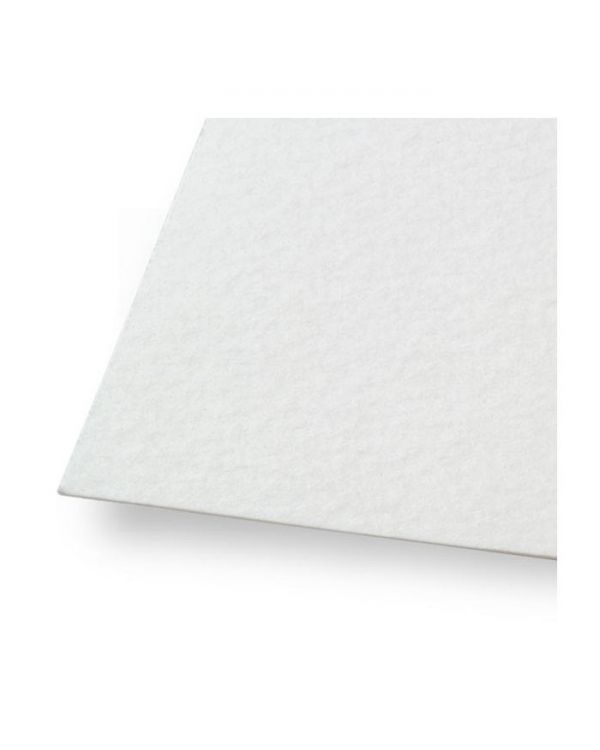 190gsm - NOT - 12 x 28cm - Pack of 50 Sheets - Bockingford White