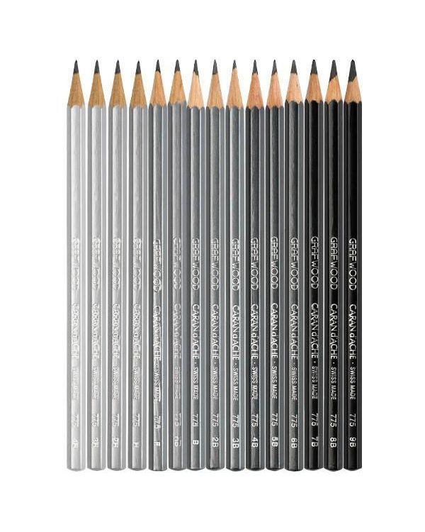 Caran D'Ache Grafwood Pencil