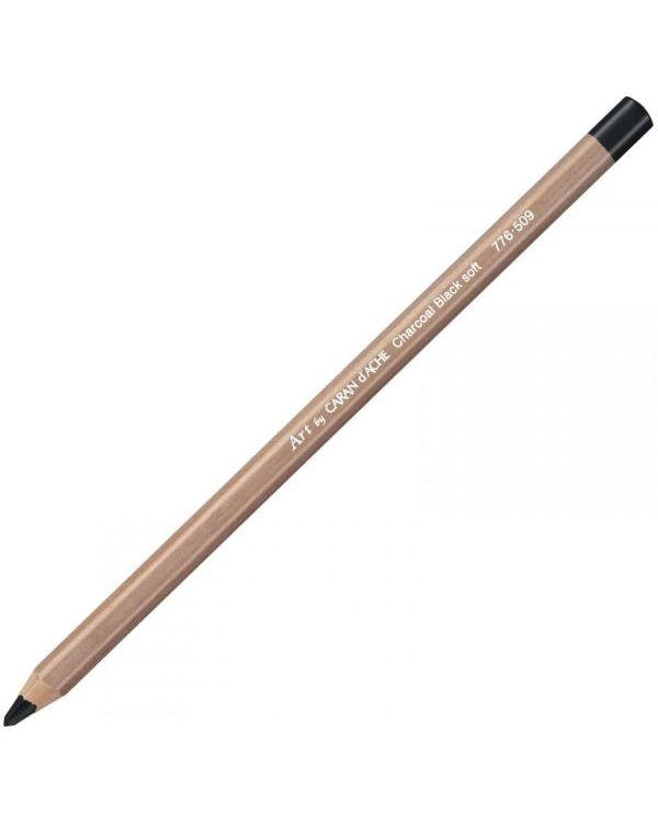 Caran d'ache Charcoal Pencil Black Soft