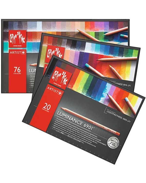Caran D'ache Luminance 6901Pencil Set