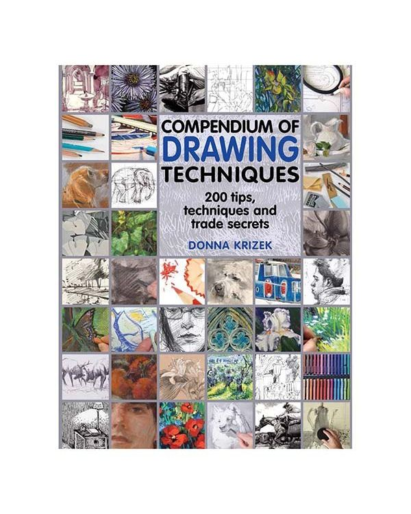Compendium of Drawing Techniques - D Krizek