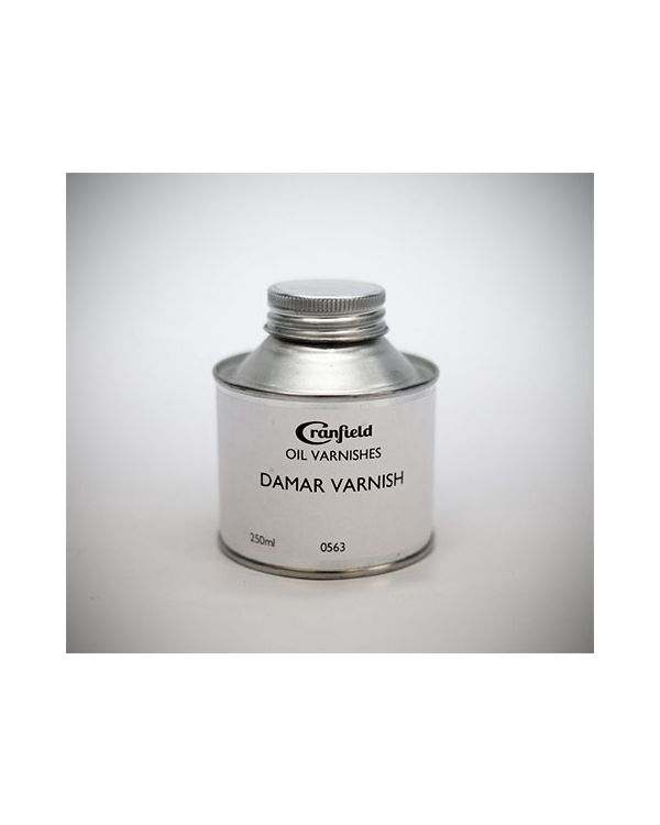 Damar Varnish 250ml - Cranfield