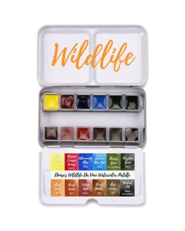 Da Vinci Paint Watercolour Sets