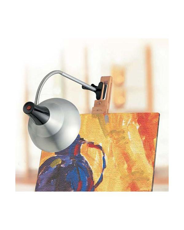 Daylight Aluminium Easel Lamp
