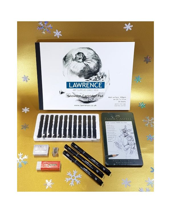 Lawrence Drawing Starter Set
