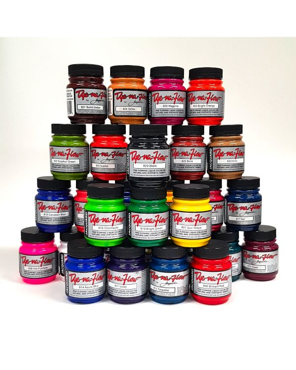 Dye Na Flow Fabric Paint Jacquard