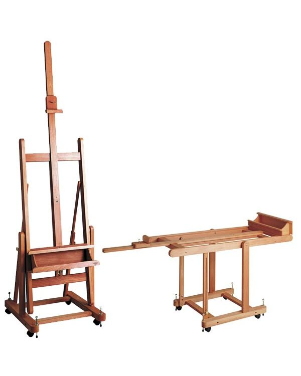 * Mabef M18 Studio Easel