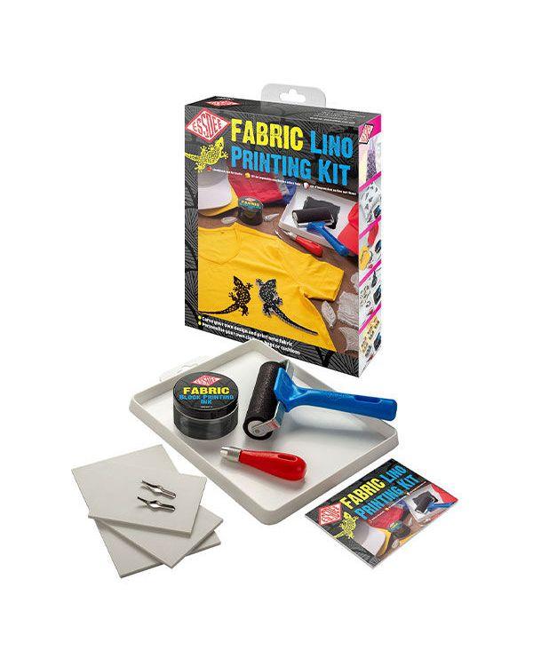 Fabric Lino Printing Kit - Essdee